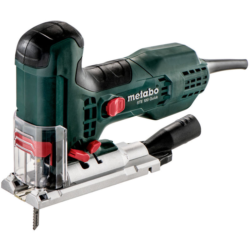 STE 100 QUICK - 710W - Sierra de calar -mango en T - variable - Metabo